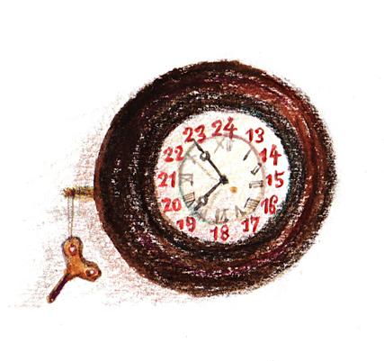 ジャンニニの時計