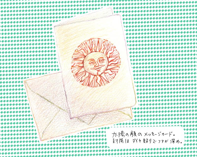 太陽のカード